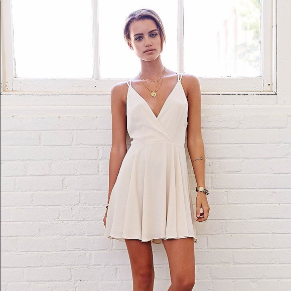 1ad01e01acd5 Sparkle & Fade Strappy Chiffon Skater Dress. M_5adbce058af1c5b6607686eb.  Other Dresses you may like. Urban Outfitters ...